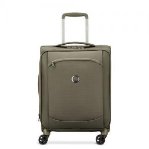VALISE TROLLEY CABINE EXTENSIBLE SLIM 4 DOUBLES ROUES 55 CM