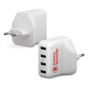 Station de charge intelligente XL Blanc
