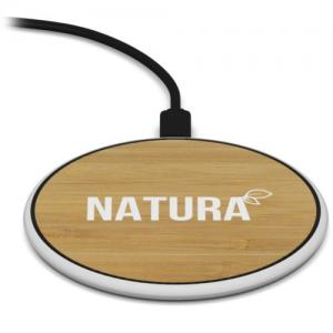 Chargeur induction de bureau Natura