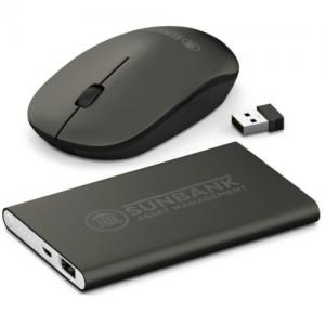 Set Souris Ergo Care - Powerbank SL Care 4000 mAh