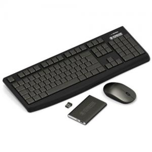 Set 3/1 Clavier KEY CARE - Souris ERGO CARE - Powerbank SL CARE 4000